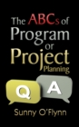 The ABCs of Program or Project Planning - eBook