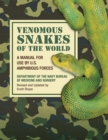 Venomous Snakes of the World : A Manual for Use by U.S. Amphibious Forces - eBook