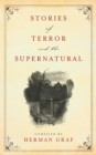 Stories of Terror and the Supernatural - eBook