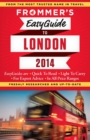 Frommer's EasyGuide to London 2014 - eBook