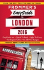 Frommer's EasyGuide to London 2016 - eBook