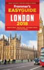 Frommer's EasyGuide to London 2018 - eBook