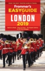 Frommer's EasyGuide to London 2019 - eBook