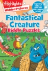 Fantastical Creature Riddle Puzzles - Book