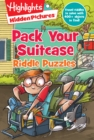 Pack Your Suitcase Riddle Puzzles - Book