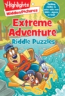 Extreme Adventure Riddle Puzzles - Book