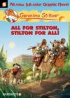 Geronimo Stilton 15: All For Stilton, Stilton For All! - Book