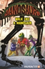 "Manosaurs Vol. 1: ""Walk Like a Manosaur"" - Book"