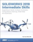 SOLIDWORKS 2018 Intermediate Skills - Book