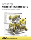Learning Autodesk Inventor 2019 - Book