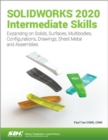 SOLIDWORKS 2020 Intermediate Skills - Book