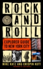 Rock and Roll Explorer Guide to New York City - Book