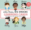 Little People, BIG DREAMS Learning Cards : 40 Fascinating Fact Cards - Book