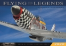 Flying Legends 2020 : 16 Month Calendar  September 2019 Through December 2020 - Book