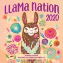 Llama Nation 2020 : 16 Month Calendar  September 2019 Through December 2020 - Book