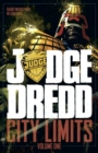 Judge Dredd: City Limits - Book