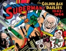 Superman The Golden Age Newspaper Dailies 1942-1944 - Book