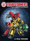 Transformers Robots In Disguise A New Mission - Book