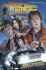 Back To The Future Untold Tales And Alternate Timelines - Book