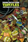 Teenage Mutant Ninja Turtles New Animated Adventures Omnibus Volume 1 - Book