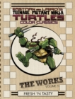 Teenage Mutant Ninja Turtles The Works Volume 5 - Book
