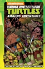 Teenage Mutant Ninja Turtles Amazing Adventures The Meeting Of The Mutanimals - Book