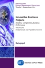 Innovative Business Projects : Breaking Complexities, Building Performance, Volume One: Fundamentals and Project Environment - eBook