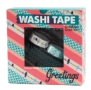 Washi Tape Greetings : Creative Craft Kit - Book