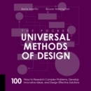 The Pocket Universal Methods of Design : 100 Ways to Research Complex Problems, Develop Innovative Ideas, and Design Effective Solutions - Book