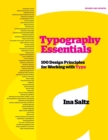 Typography Essentials Revised and Updated : 100 Design Principles for Working with Type - Book