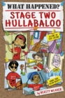 Stage Two Hullabaloo - Book