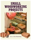Small Woodworking Projects - Book