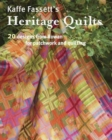 Kaffe Fassett's Heritage Quilts: 20 Designs from Rowan for Patchwork and Quilting - Book