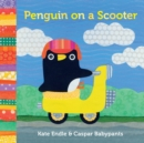 Penguin on a Scooter - Book