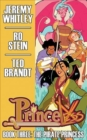 Princeless Book 3: The Pirate Princess Deluxe Hardcover - Book