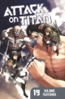 Attack On Titan 19 - Book