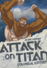 Attack On Titan: Colossal Edition 4 - Book