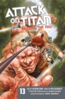 Attack On Titan: Before The Fall 13 - Book