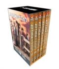 Attack On Titan Season 3 Part 1 Manga Box Set - Book