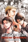 Attack On Titan Character Encyclopedia - Book