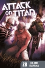 Attack On Titan 28 - Book