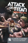 Attack On Titan: Before The Fall 16 - Book