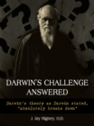 Darwin's Challenge Answered - eBook