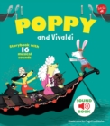 Poppy and Vivaldi : With 16 musical sounds! - Book