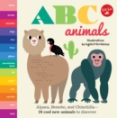 Little Concepts: ABC Animals : Alpaca, Bonobo, and Chinchilla - 26 cool new animals to discover - Book