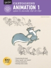 Cartooning: Animation 1 with Preston Blair : Learn to animate step by step - Book