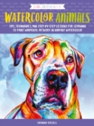 Colorways: Watercolor Animals : Tips, techniques, and step-by-step lessons for learning to paint whimsical artwork in vibrant watercolor - Book