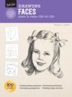 Drawing: Faces : Learn to draw step by step - Book