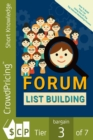 Forum List Building : Complete guide to using lead magnets and landing pages to attract, capture and convert prospects into paying clients - eBook