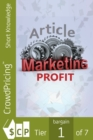 Article Marketing Profit : A Free And Powerfully Effective Way To Skyrocket Your Site Rankings And Boost Your Profits! - eBook